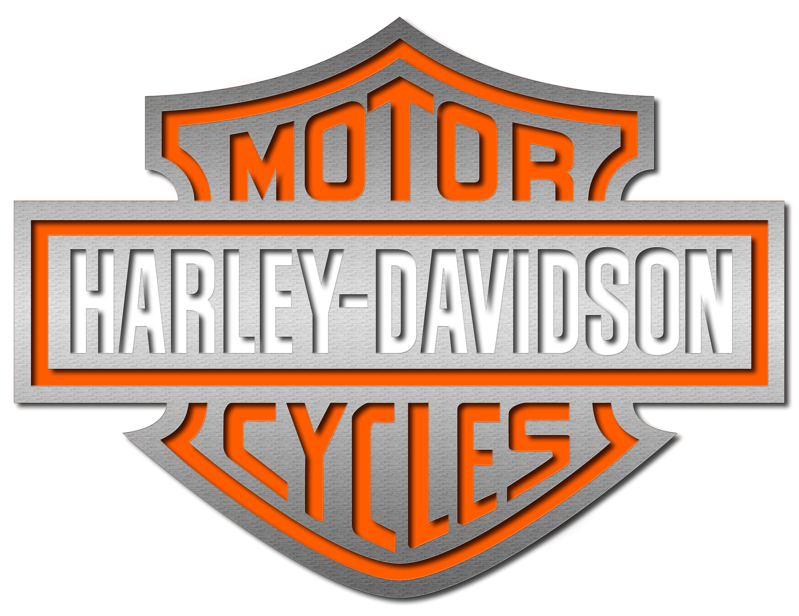 Harley-Davidson Bar and Shield Logo