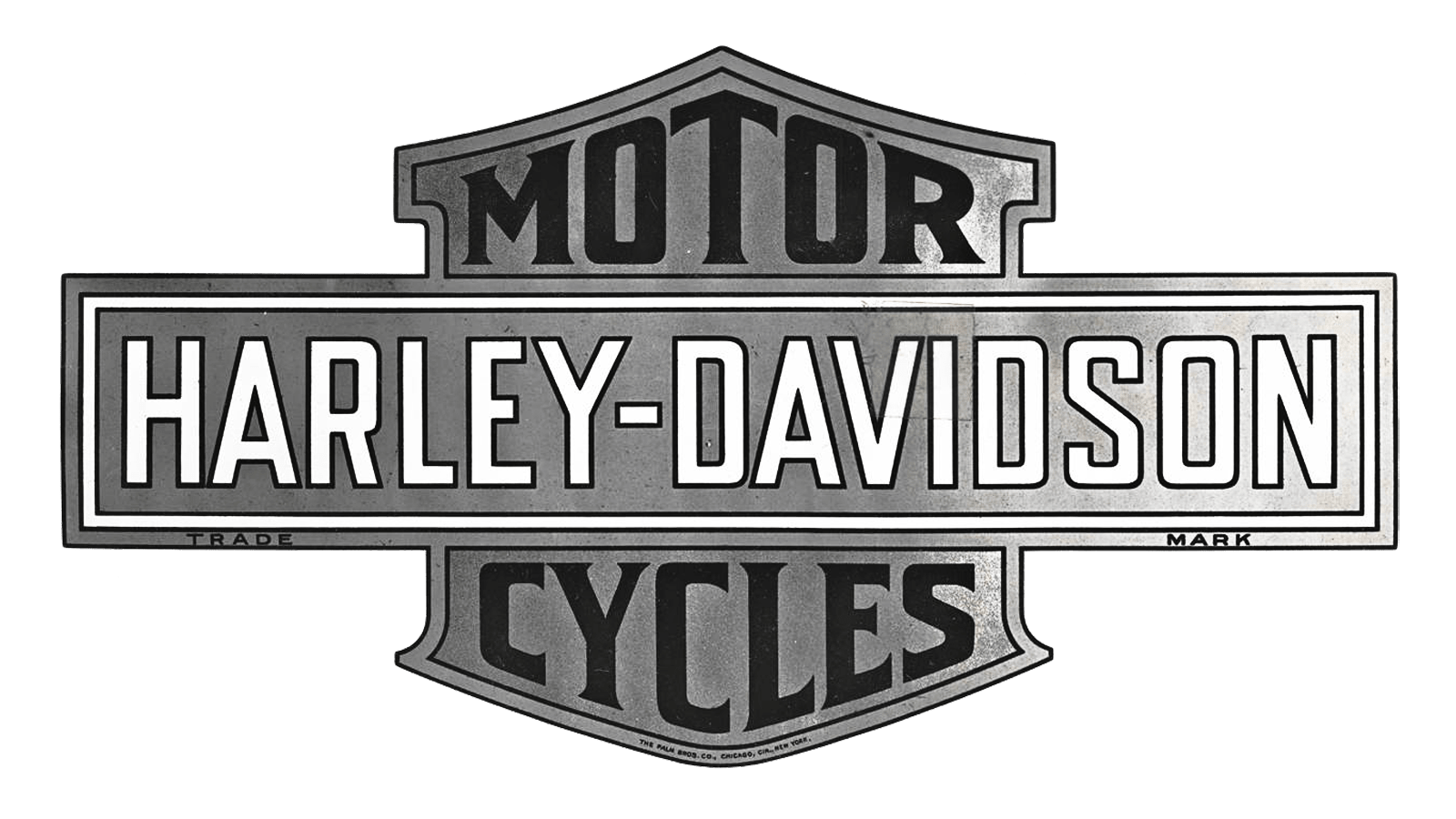 Harley-Davidson motorcycle logo history and Meaning, bike ...