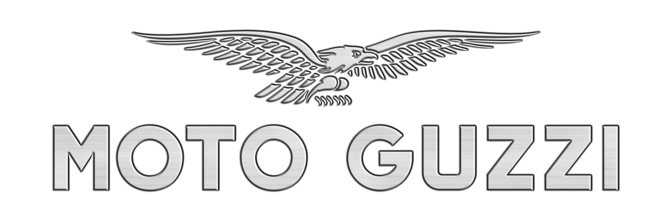 Emblem Moto Guzzi