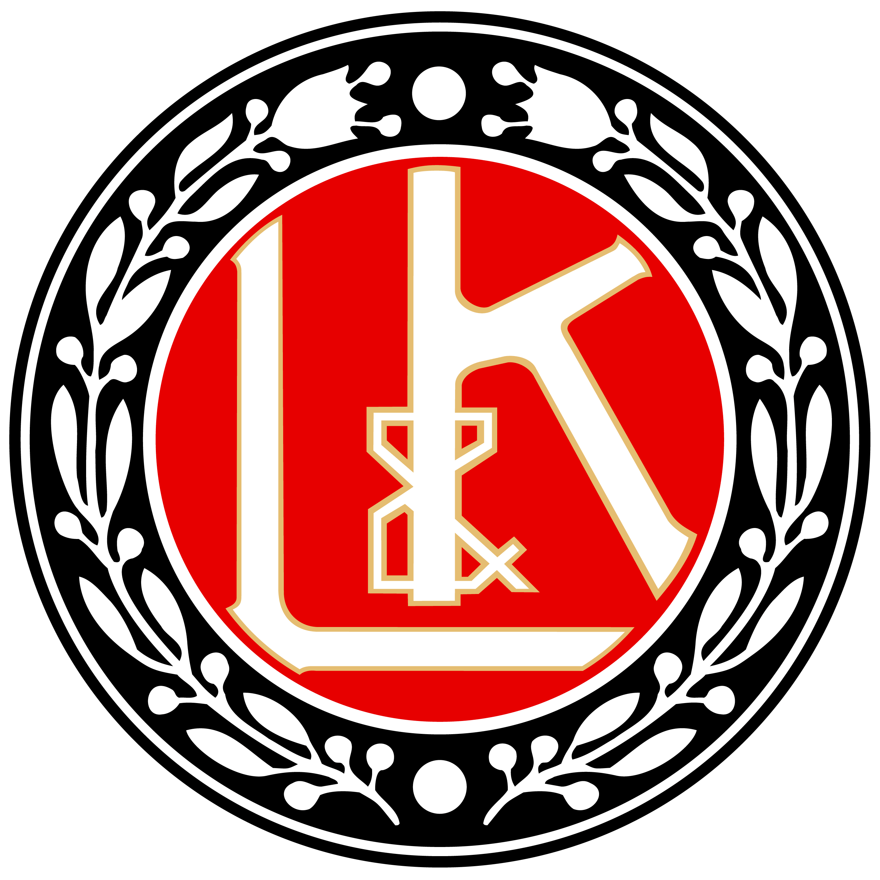 Laurin Klement Motorcycle Logo