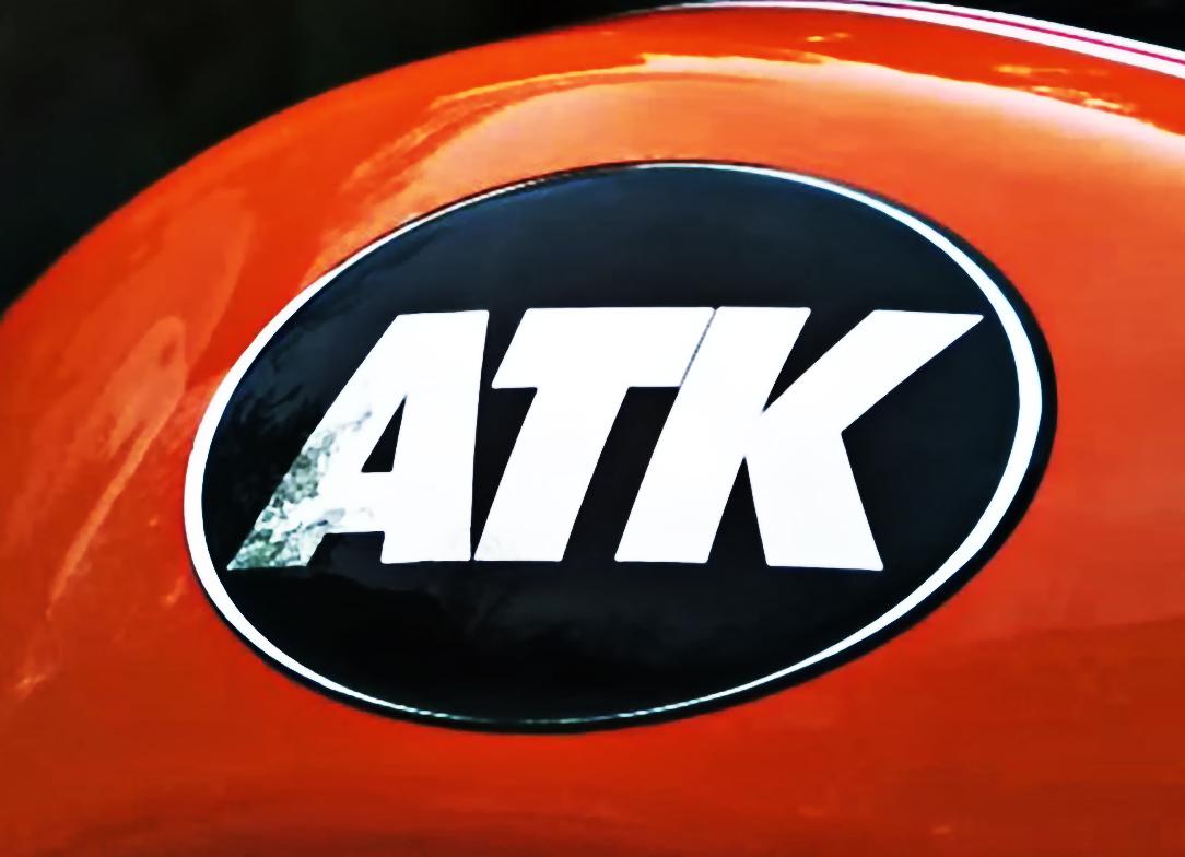 ATK motorcycle logo