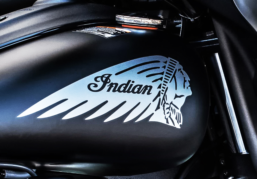 logo motorcycle Indian