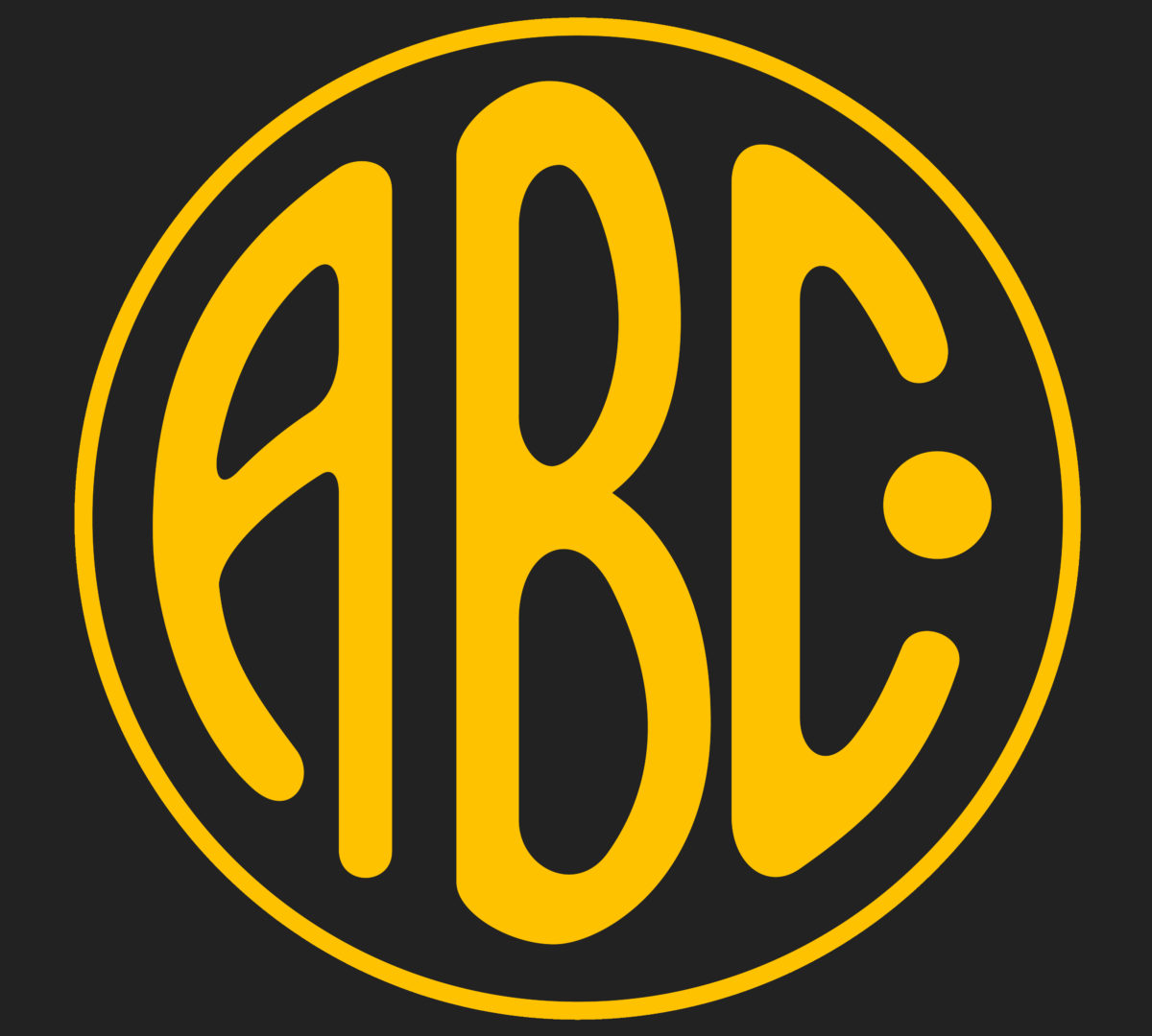 ABC Logo Motorcycle